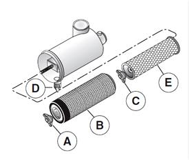 Воздушный-фильтр