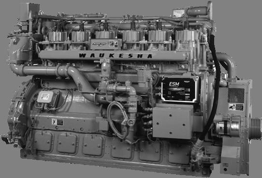 Waukesha F3524GSI