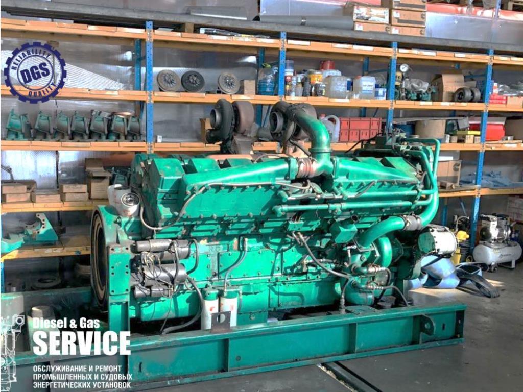 KTA50 собран и подготовлен к отправке Заказчику
